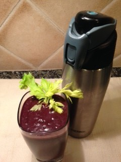 PB and J Smoothie