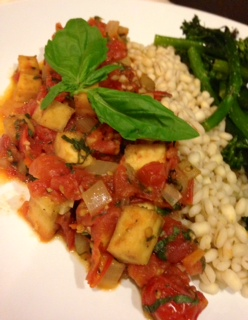 Bruschetta Tofu