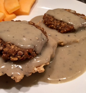 Vegan Biscuits and Gravy