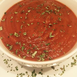 Vegetable Marinara Sauce