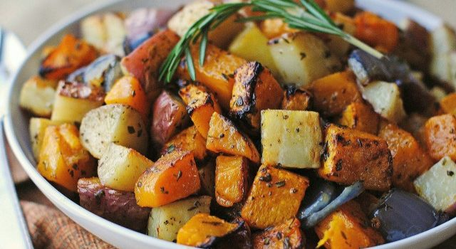 Weekly Kitchen Tips – Roasted Vegetables